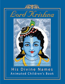 Lord Krishna – His Divine Names (Animated Children's Book)