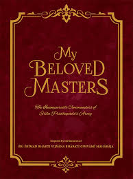 MY BELOVED MASTERS