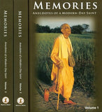 Memories Anecdotes Of A Modern-Day Saint (Set of 3 Volumes)
