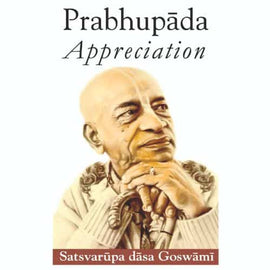 Prabhupada Appreciation