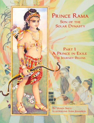 Prince Rama Son of the Solar Dynasty Part 1