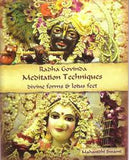 Sri Sri Radha-Govinda Meditations, Divine Forms & Lotus Feet