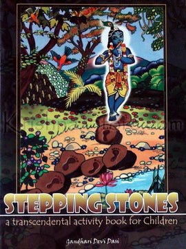 Stepping Stones to Krishna: Activity Book