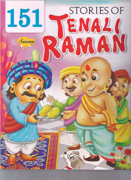 151 Stories of Tenali Raman