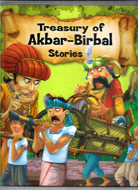 TREASURY OF AKBAR- BIRBAL  ( STORIES)