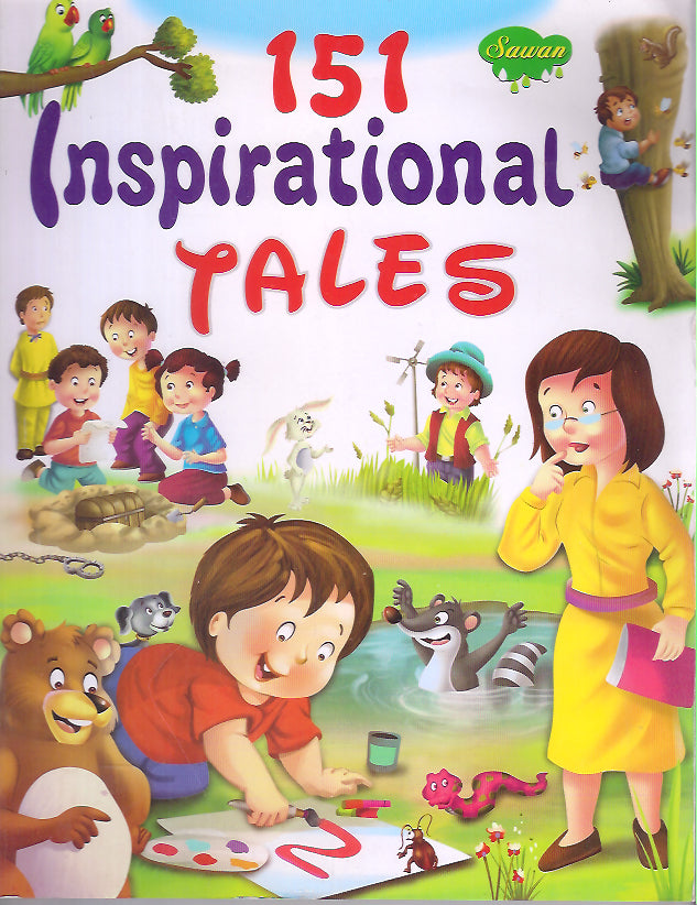 151 INSPIRATIONAL TALES