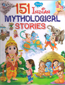 151 INDIAN MYTHOLOGICAL STORIES