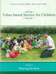 Value Based Stories for Children Vol.2