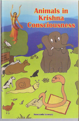 ANIMALS IN KRISHNA CONSIOUSNESS