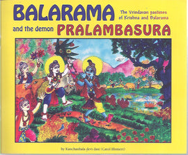 Balarama and The Demon Pralambasura