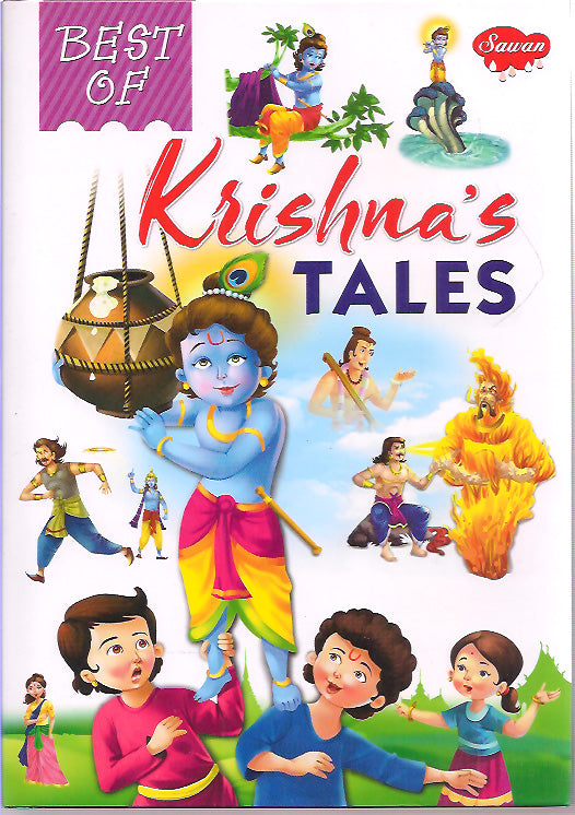 Best Of Krishna Tales