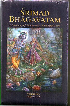 Srimad Bhagavatam (The Song Of The Flute) Vol.5