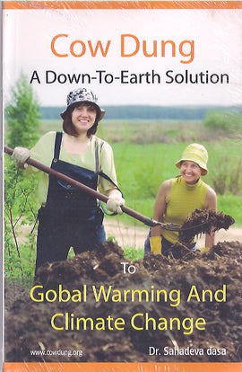 COW DUNG A DOWN TO EARTH SOLUTION