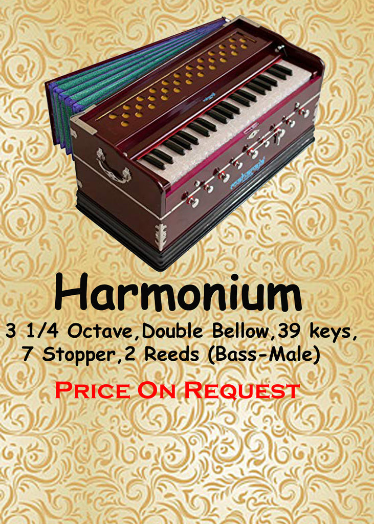 HARMONIUM FULL BODY