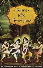 krishna the lord of sweetness