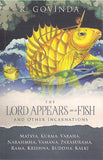 The Lord Appears as a fish