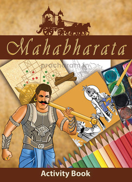 Mahabharata Activity Book