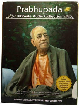 Complete MP3 Archives on 8 DVDs