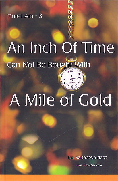 AN INCH OF TIME