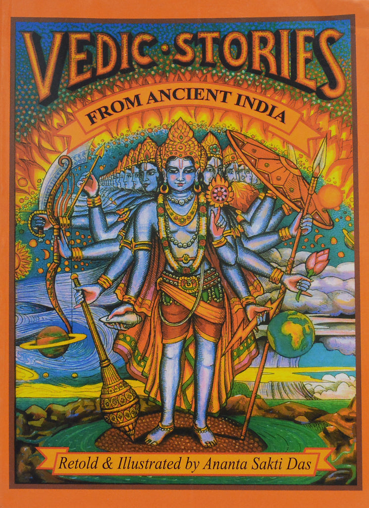 Vedic Stories from Ancient India