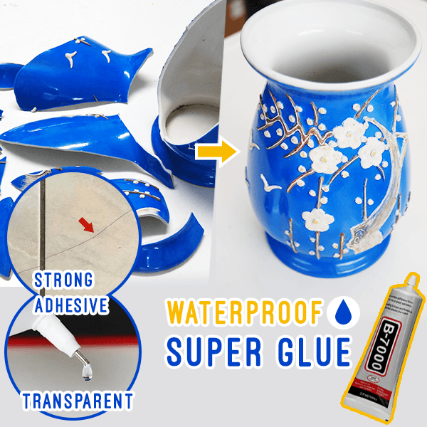 Amazing Waterproof Adhesive Glue
