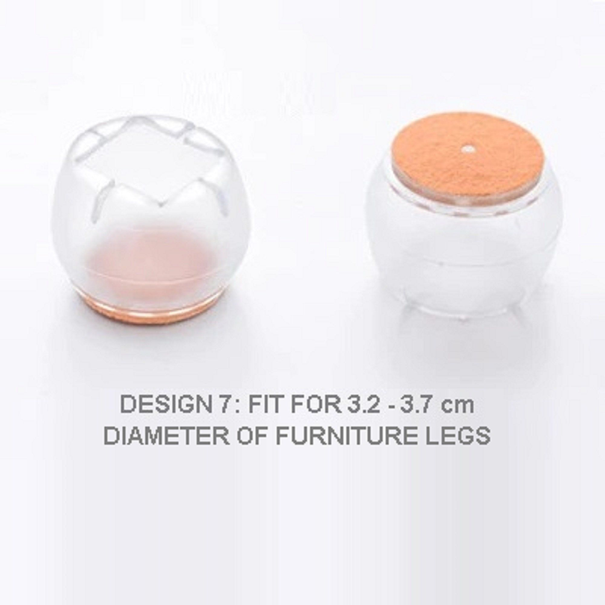Silicone Chair Leg Furniture-Protected Pads