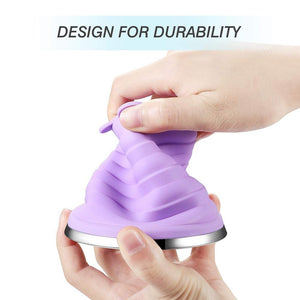 Portable Folding Silicone Cup
