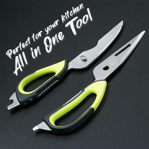 Multi-Purpose Stainless Steel Kitchen Scissor