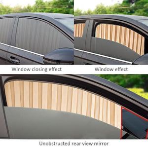 Magnetic Car Sunshade