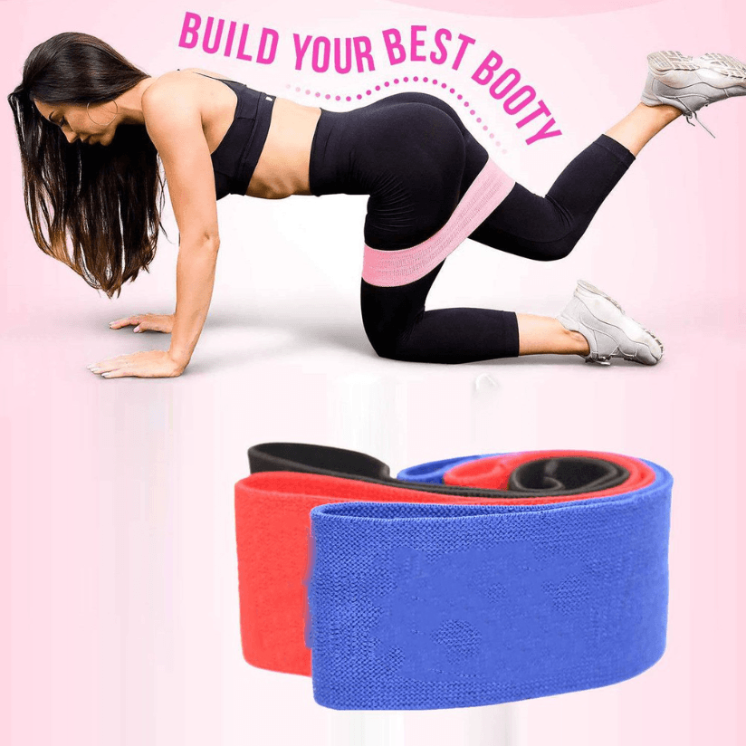 Peachy Booty Resistance Band