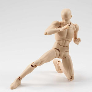 Human Body Movable Motion Figure