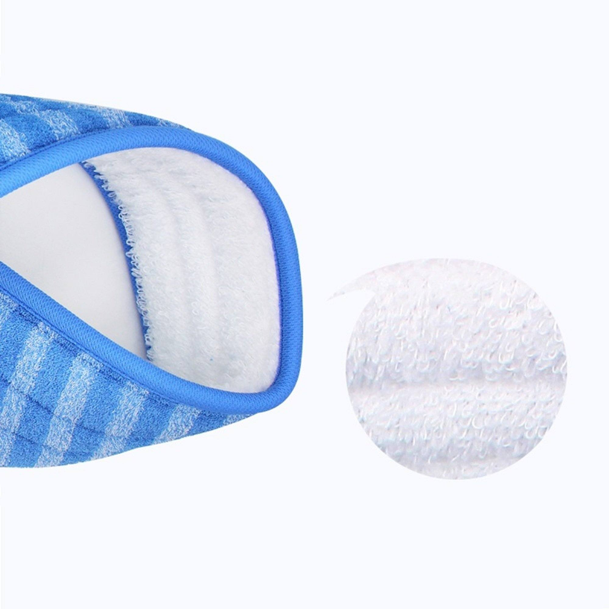 Exfoliating Shower Gloves Plus Back Scrubber