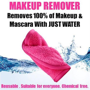 Magic Makeup Removing Towel