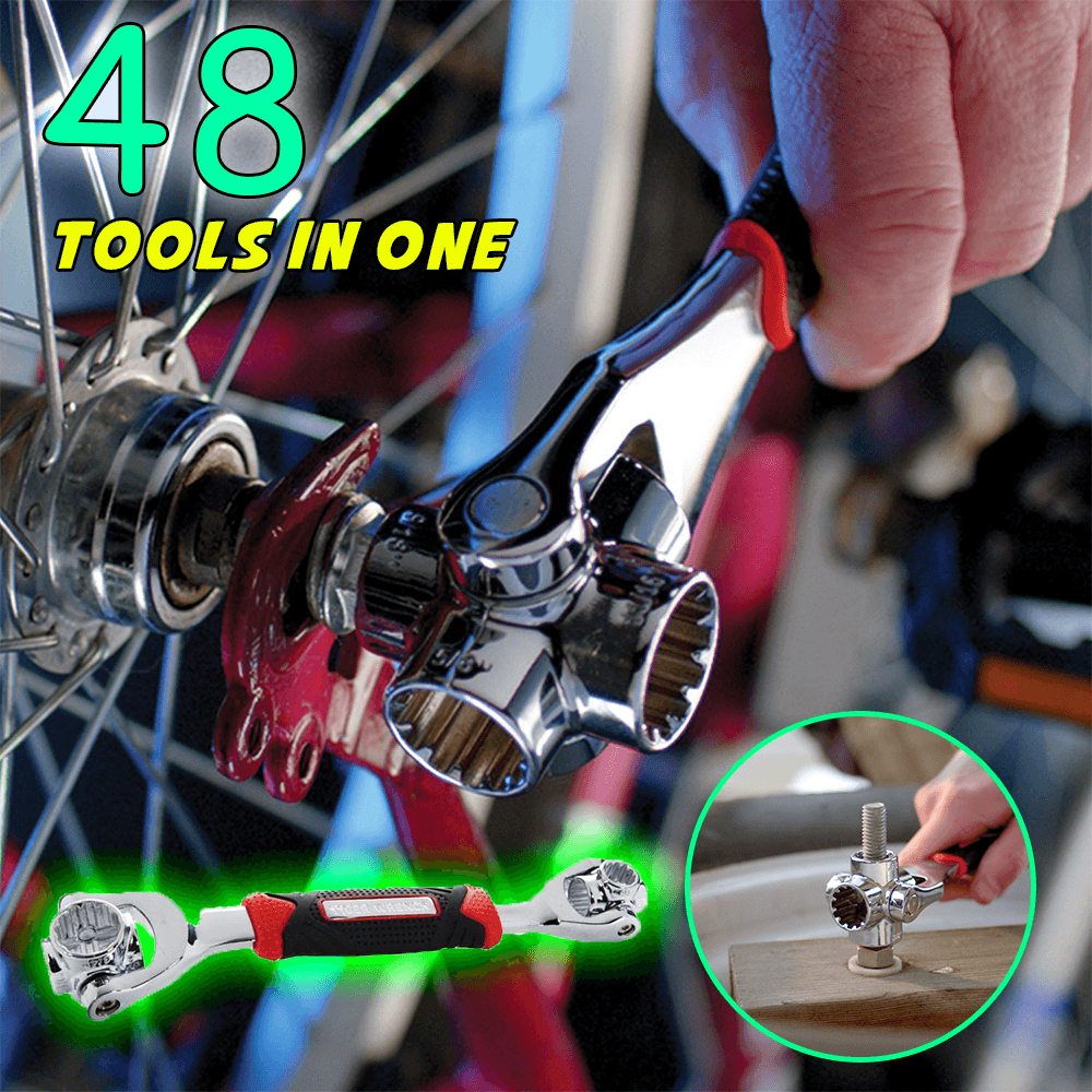 48 In One Wrench Tools