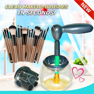 Makeup Brush Washer-Dryer