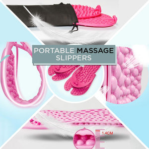 Portable Massage Slippers