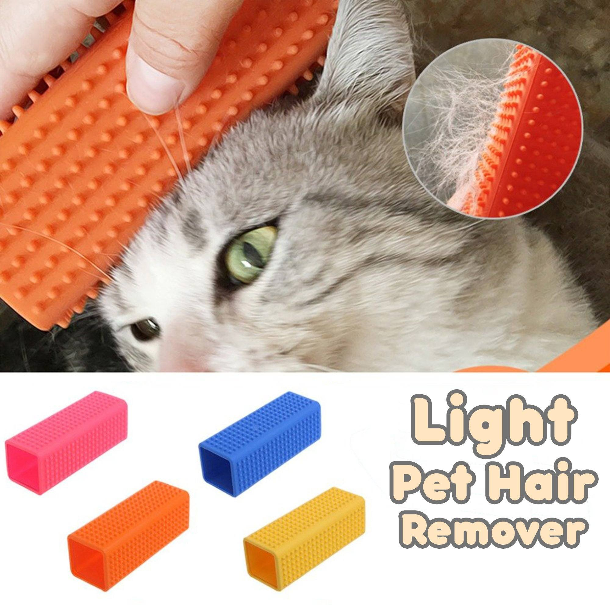 Light Pet Hair Remover