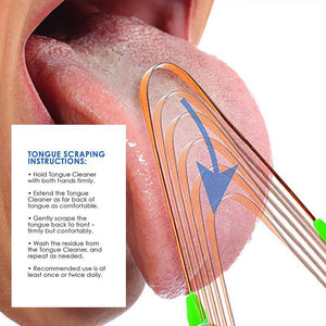 Tongue Scraper Cleaner