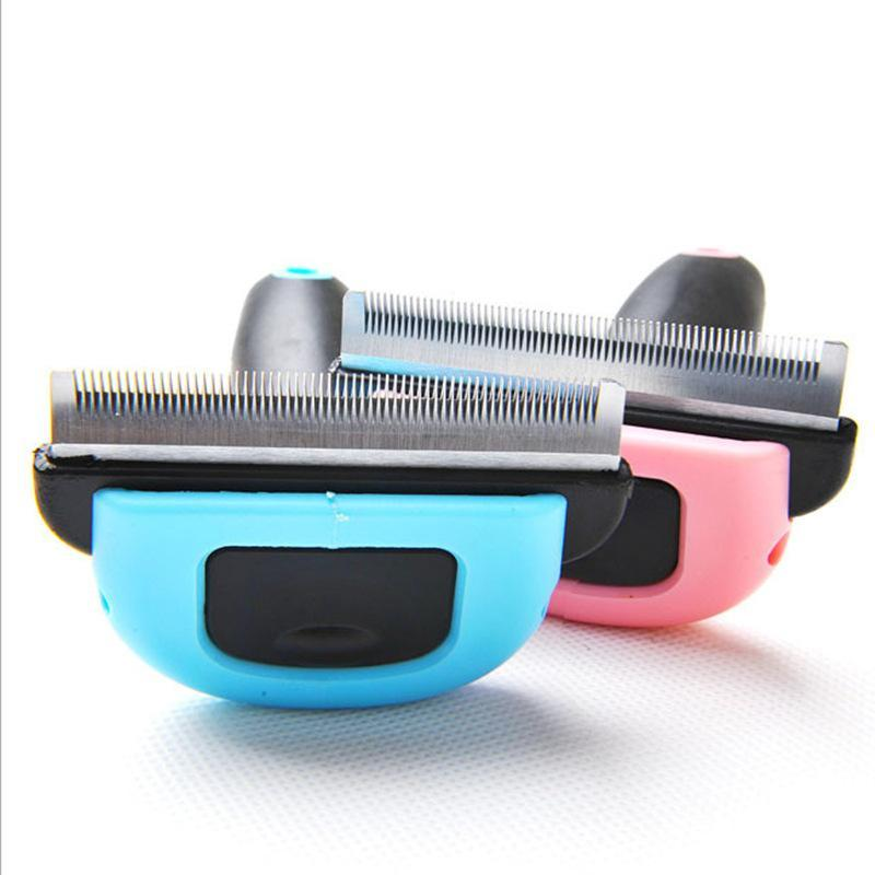 Pet Grooming Automatic Hair Removal Comb