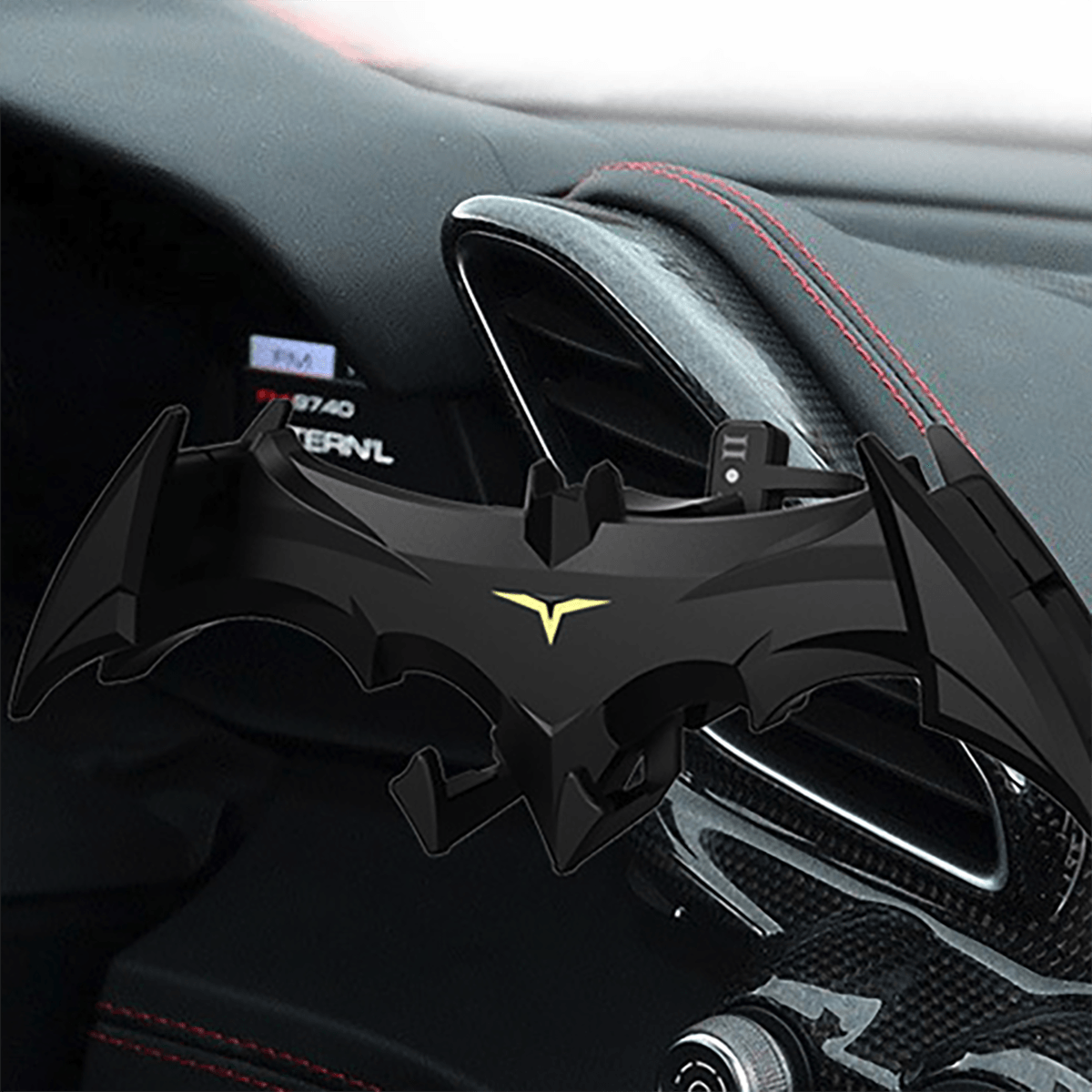 Awesome Bat Car Phone Holder
