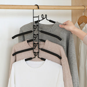 Detachable 5-layer Hanger