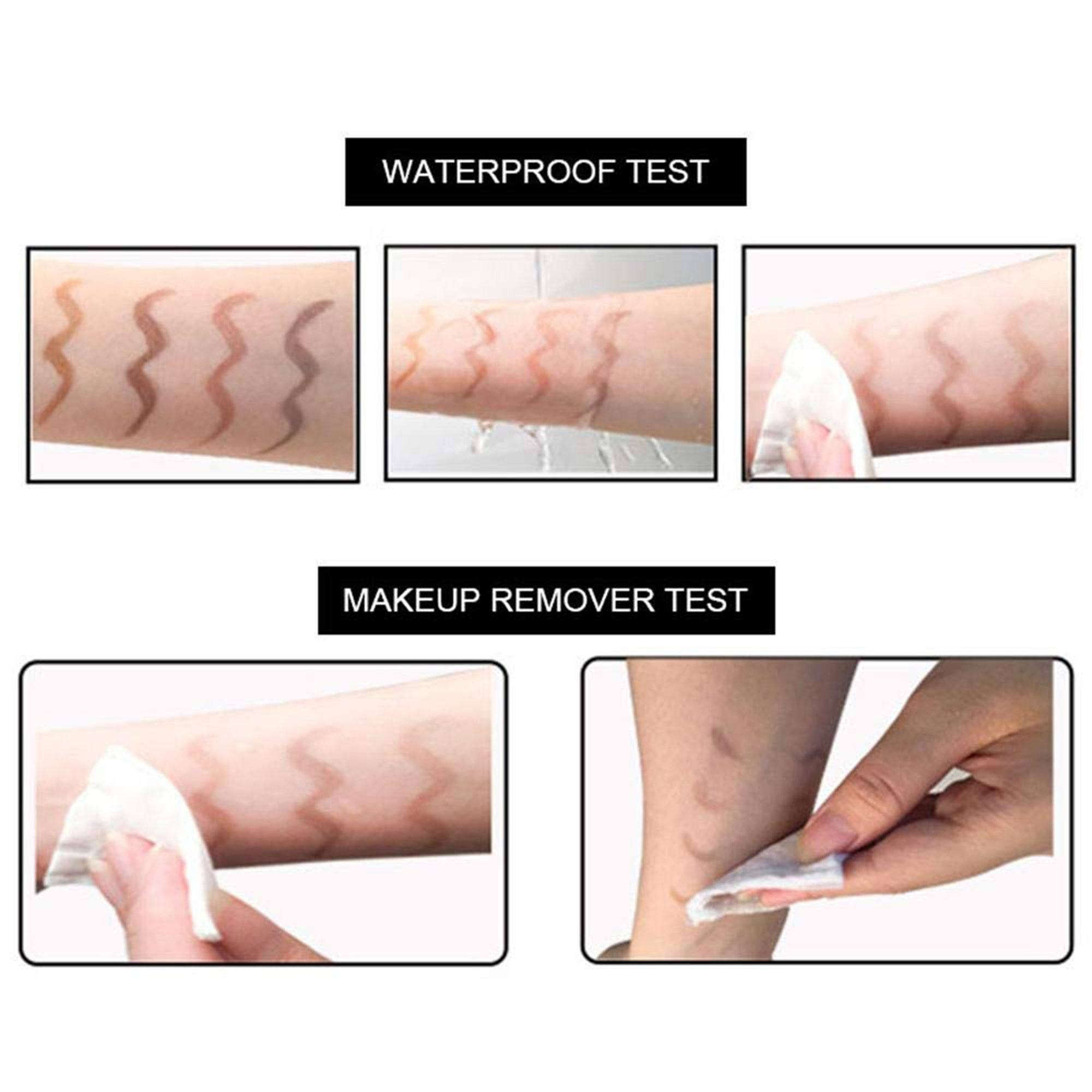 4 Tips Waterproof Eyebrow Pen