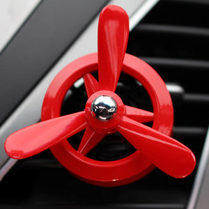 Car Perfume Long-Lasting Fan