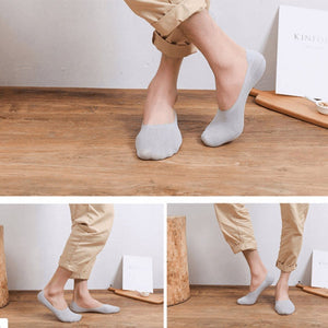 Ice Silk Anti-Slip Socks