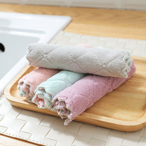 Super Absorbent Microfiber Towel - Set For 10