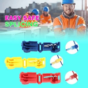 Quick Splice Wire Terminals T-Tap Self-stripping