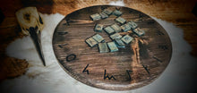 Divination Table for the Gaulish Runa