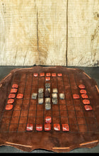 Viking Hnefatafl Board Game/Runes - The Carnutian Workshop