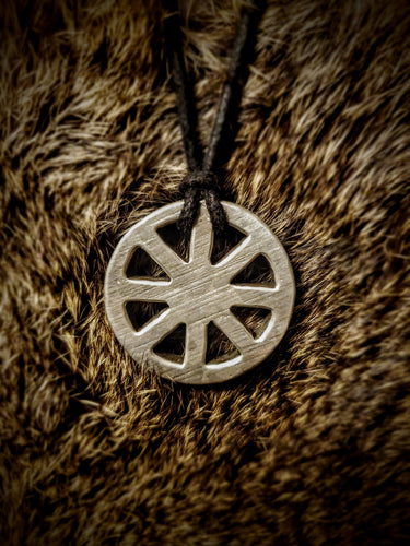 Taranis Wheel (Pewter)