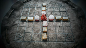 Tafl Game (Brandbah Travel Version) - The Carnutian Workshop